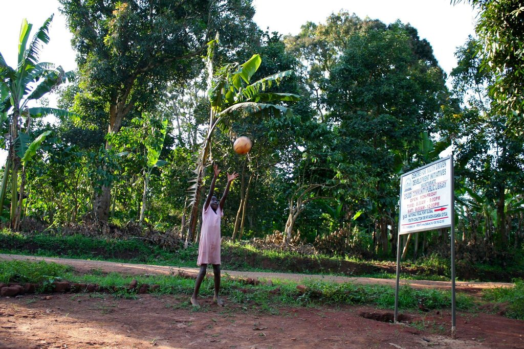 Build a Community Centre for 300 Ugandan Youth