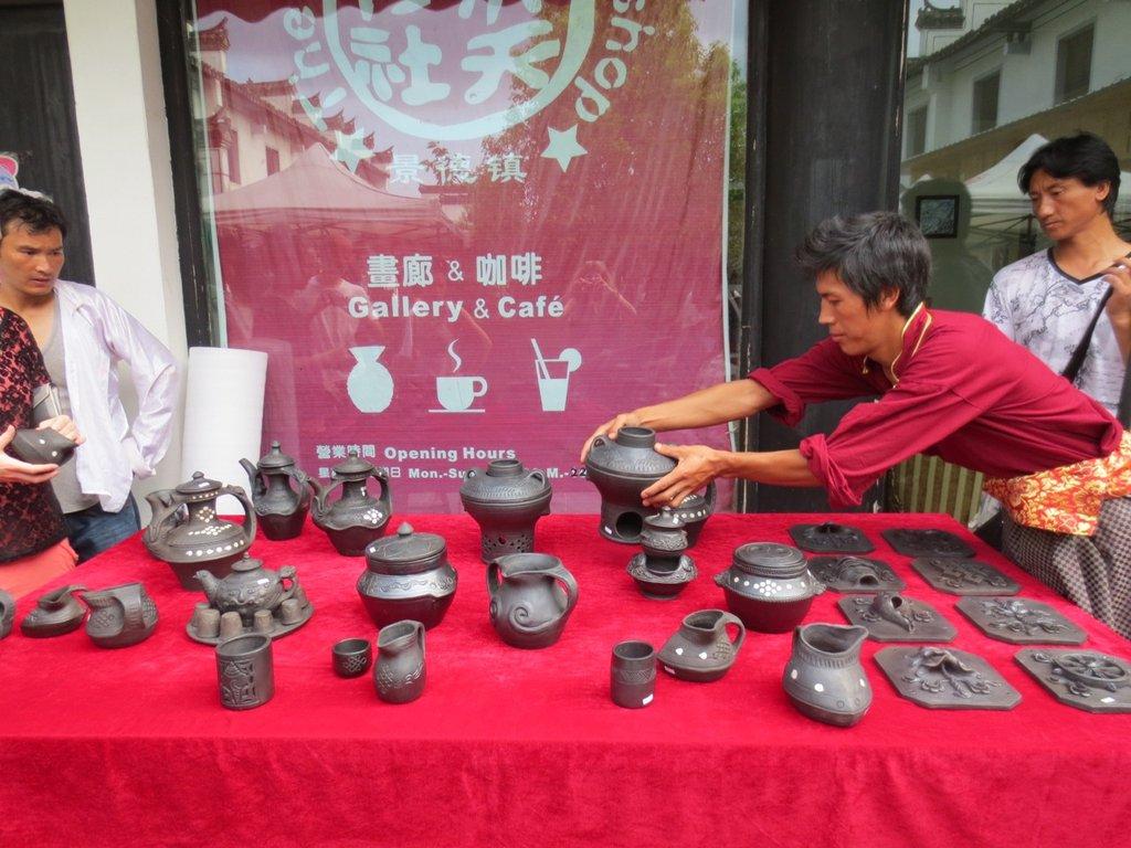 Economic Opportunities for Tibetan Artisans