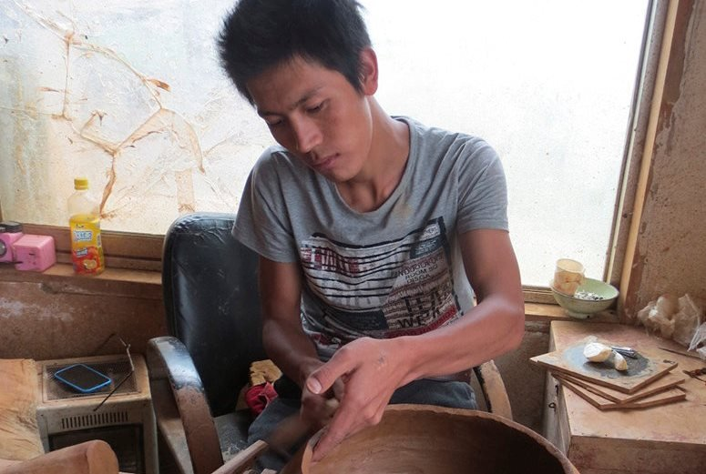 Economic Opportunities for Tibetan Artisans