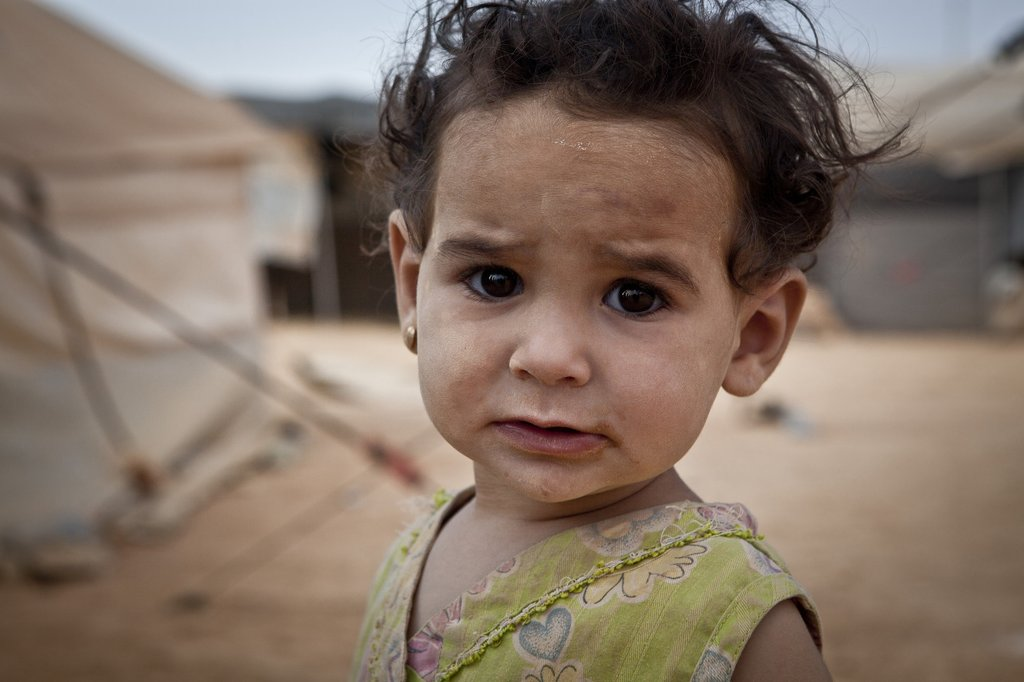 Emergency Aid for Children Fleeing Syria