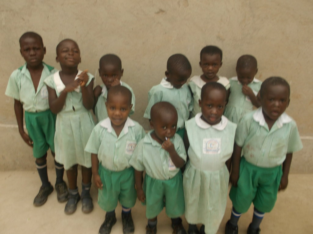 Educate and support 40 orphans in Kampala
