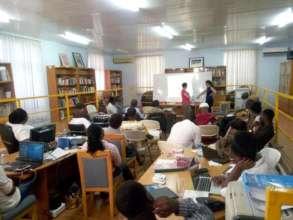 Global Giving workshop-Accra Ghana