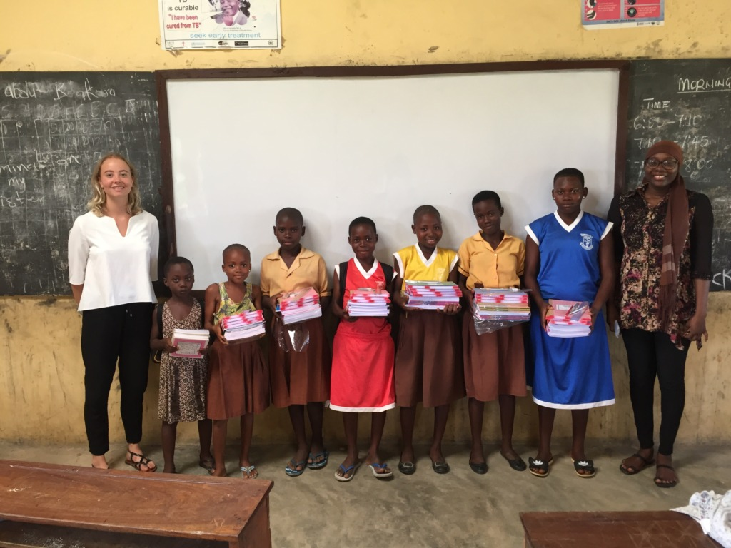We supports girl child education