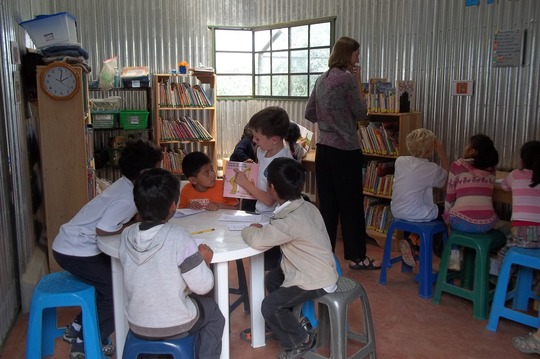 Support Early Literacy for Children In Guatemala