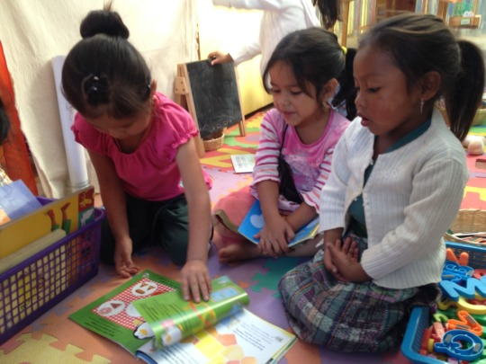 Early Literacy for Indigenous Children