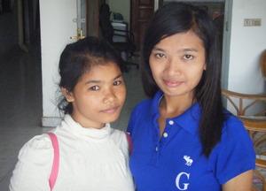Chayya and Sopheak