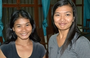 Help girls access university education in Cambodia
