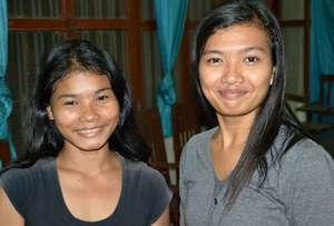 Help girls access university education in Cambodia