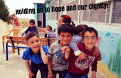 A Safe Place for Kids in Deheishe Refugee Camp
