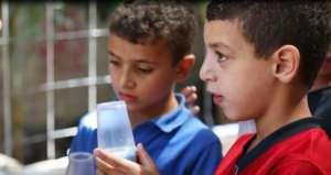 Young boys in Karama