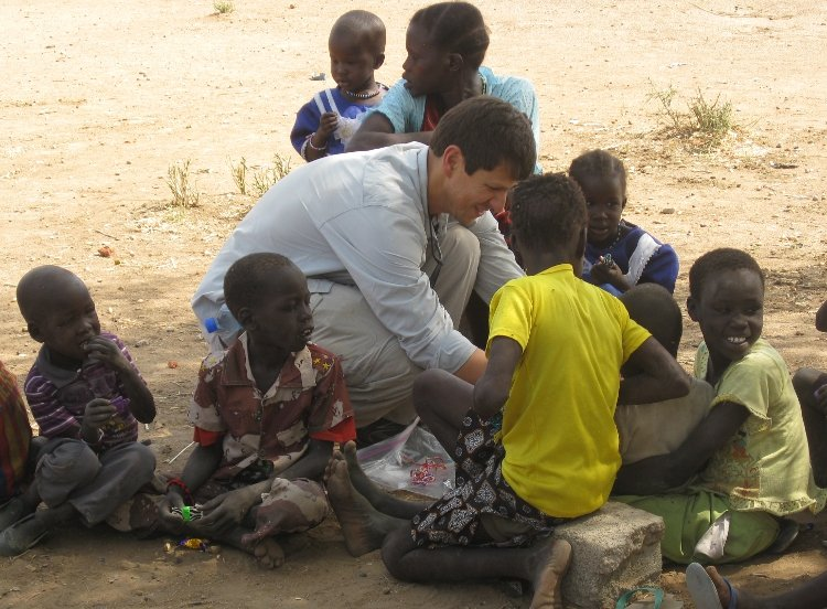 Help Lost Boys Support Education & Peace