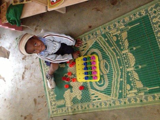 Another Montessori Student