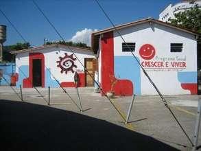 New classrooms alongside of Bigtop