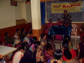 Discussion During Awareness Meeting