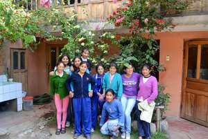 Girls of the Sacred Valley Project