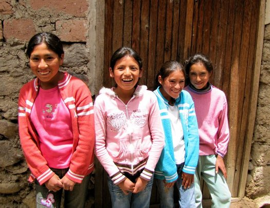 Education for Girls from Rural Andean Communities