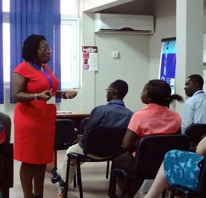 Dr. Edwin's Workshop on Communication Skills