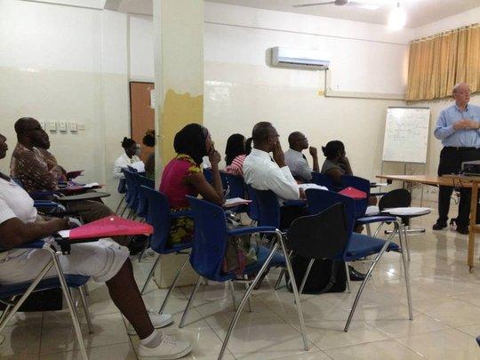 November Training Workshop