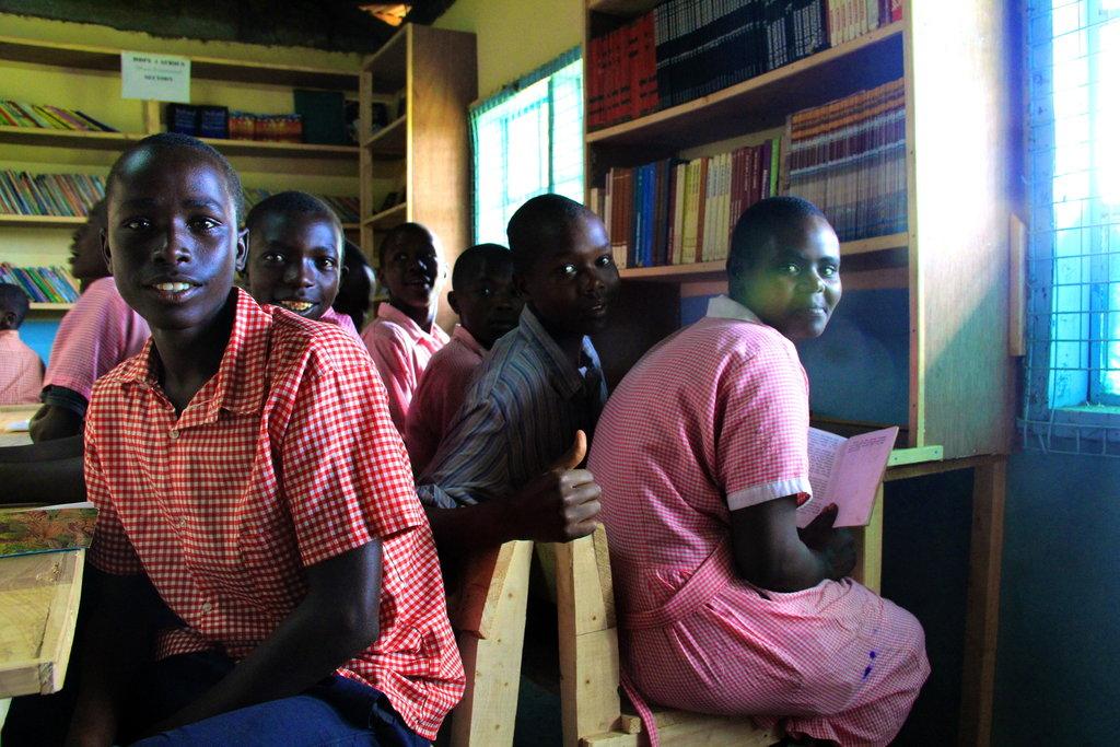 Help 1,800 students get quality teachers in Kenya