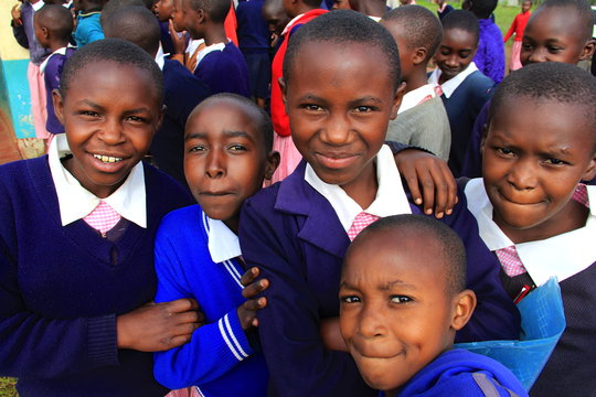Help 1,800 students get quality teachers in Kenya