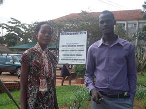 Kayambogo University Visit