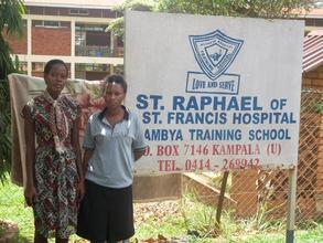 Nursing Student Visit