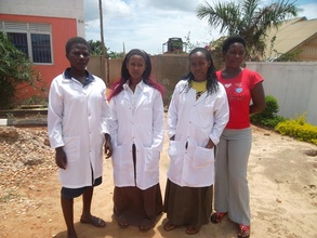 White Coat Ceremony for Nursing Program Students
