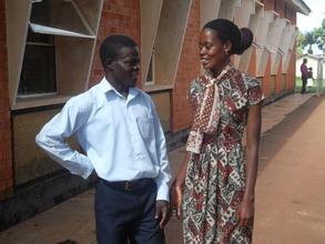 University Scholar Visit