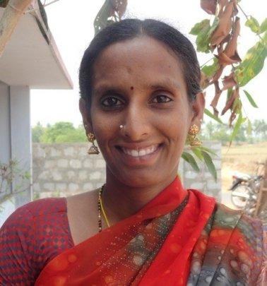 Thanks for providing Mariyamma with an education!