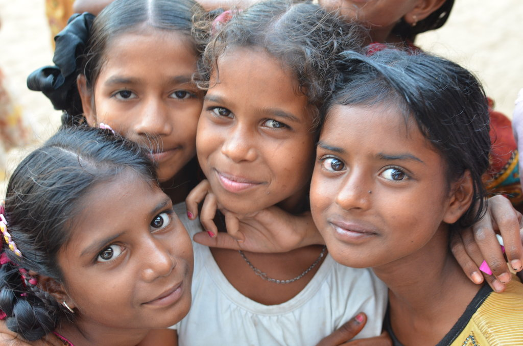 Help an orphan in India receive an education