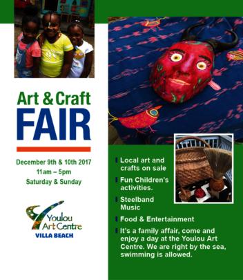 Poster of the 2017 Art & Craft Fair