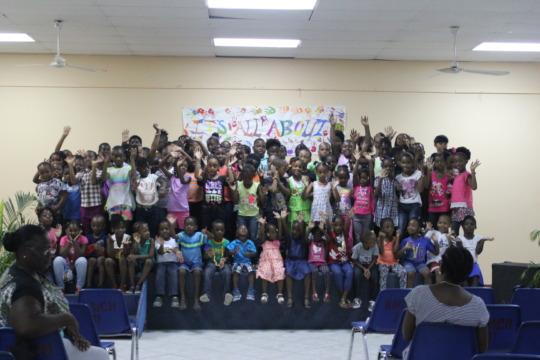 All The Children In The 2016 Program