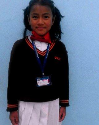 SUSMITA, Class-1 achieved Grade:A+ 4.00 full mark