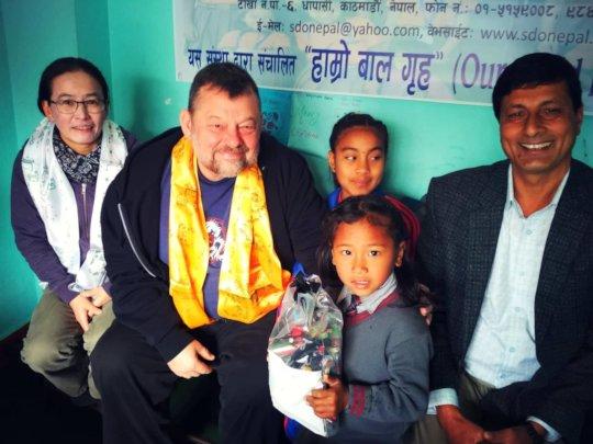 Children with donor UWE and ETSUKO