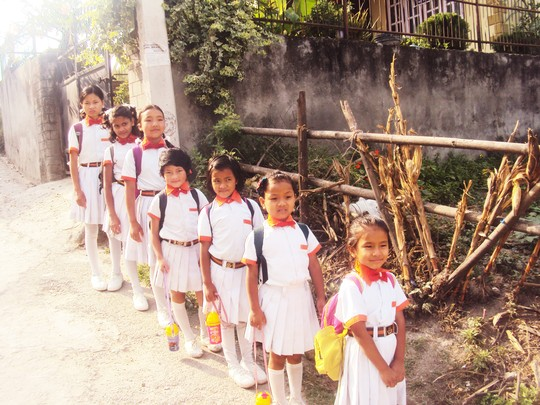 Government has re-opened school after 1.5 Month.