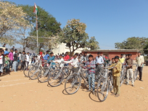 cycling our way to learning