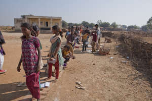 Village School at Ahirwani