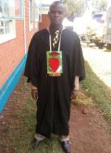 Jacob on graduation day