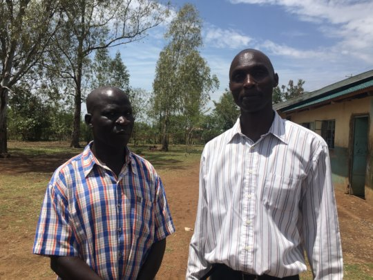 Head Teacher and Chairman of the Board of Managers