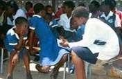 Send Rural Girls to School in Zimbabwe