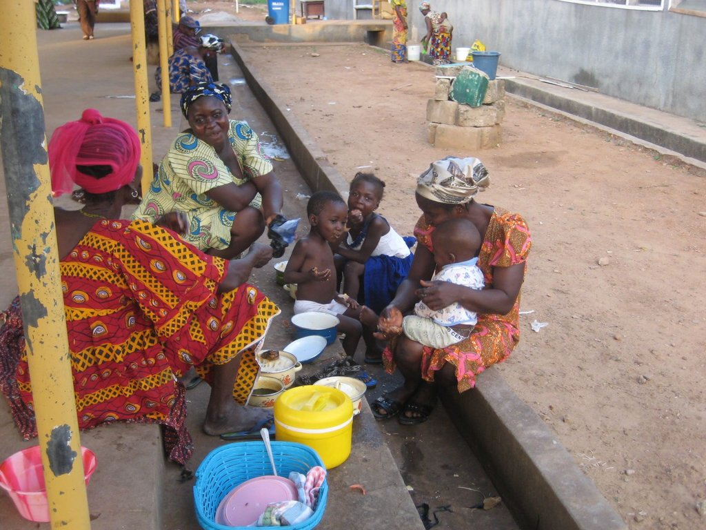 Preventing Cancer for Women in Ghana