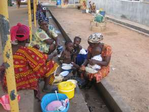 Women and Children in the Upper West Region