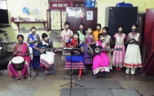 A Performance by Udaan Girls