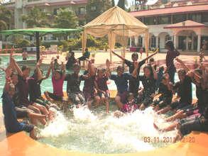Khanvel water resort