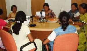 Radio program on female foeticide