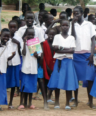 Room to Learn - Education for Youth in South Sudan