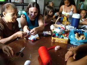 Mothers and Boneca de Pau