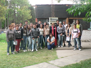 The graduating class of 2013