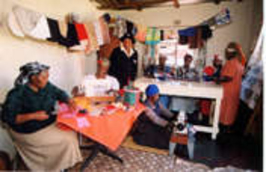Create Training Opportunities For S. African Women