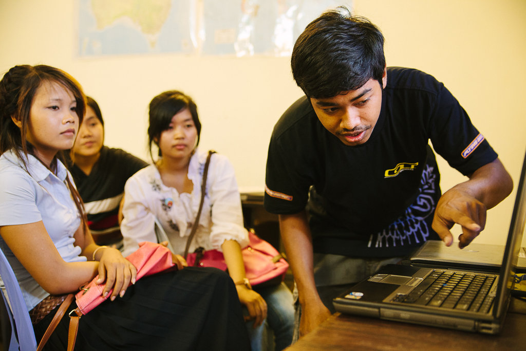 Preparing 30 Cambodian Youth for Job Placement